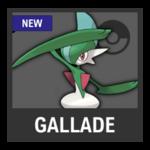 Super Smash Bros. Strife Pokémon box - Gallade