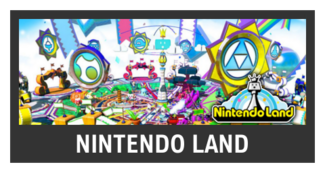 Super Smash Bros. Strife stage box - Nintendo Land