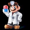 SSB4U3D Dr. Mario