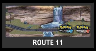 Super Smash Bros. Strife stage box - Route 11