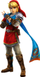 HWII Link costume 1