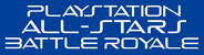 PlayStation All-Stars Battle Royale reboot logo alt