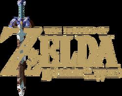 Legend of Zelda- Breath of the Wild logo