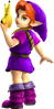 Super Smash Bros. Strife recolour - Young Link 5