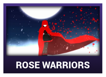 J-Games game box - Rose Warriors