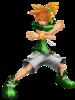 Super Smash Bros. Strife recolour - Neku 8