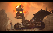 Twisted Metal Carnival of Carnage