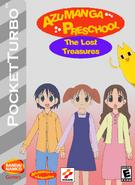 Azumanga Preschool The Lost Treasures Box Art 2