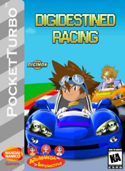 Digidestined Racing Box Art 2