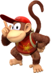Diddy Kong - Tropical Freeze