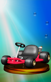 Racing Kart Trophy Melee