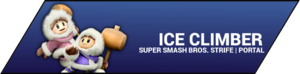 SSBStrife portal image - Ice Climber