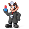 Super Smash Bros. Strife recolour - Dr. Mario 5