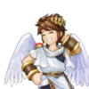 Pit - Kid Icarus SSB4 sprite 13