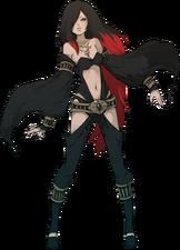 Gravity Rush Raven