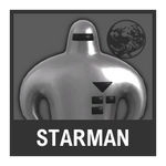 Super Smash Bros. Strife Assist box - Starman