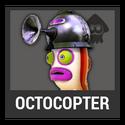 Super Smash Bros. Strife SR enemy box - Octocopter
