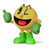 Super Smash Bros. Strife recolour - Pac-Man 3
