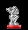 Silver Mario - Super Mario amiibo