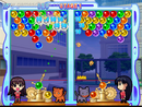 Azumanga Daioh Puzzle Bobble Gameplay