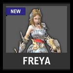 Super Smash Bros. Strife Assist box - Freya