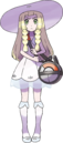 Sun Moon Lillie