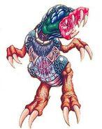 Omega Metroid art