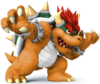 Super Smash Bros. Strife recolour - Bowser 8