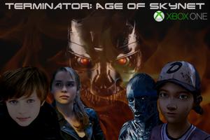 Terminator AOS Poster