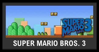 Super Smash Bros. Strife stage box - Super Mario Bros. 3