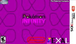 Pokémon Infinity Cover Art