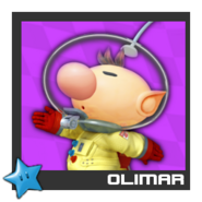 ACL Mario Kart 9 character box - Olimar