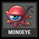 Super Smash Bros. Strife SR enemy box - Monoeye