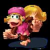 Dixie Kong Smashified