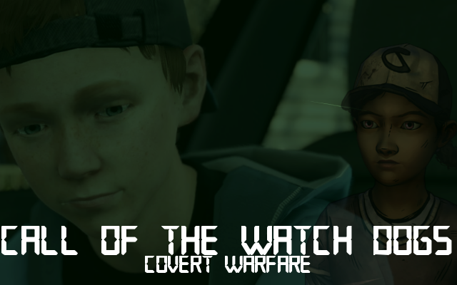 Covert Warfare ad