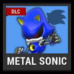 Super Smash Bros. Strife character box - Metal Sonic