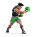 SSB4U3D Little Mac