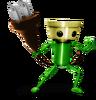 Super Smash Bros. Strife recolour - Chibi-Robo 3