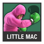 Super Smash Bros. Strife character box - Little Mac Hoodie