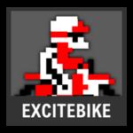 Super Smash Bros. Strife Assist box - Excitebike