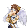 Pit - Kid Icarus SSB4 sprite 9