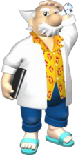 Ape Escape Professor