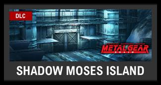 Super Smash Bros. Strife stage box - Shadow Moses Island