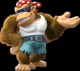 Funky Kong - Tropical Freeze