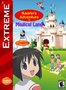 Kaorin's Adventure in Magical Land Box Art 1