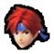 SSBStrife head icon - Roy 0
