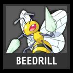 Super Smash Bros. Strife Pokémon box - Beedrill