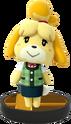 Isabelle - SSBStrife amiibo