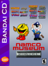 Namco Museum Arrangement Box Art 3