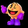 Super Smash Bros. Strife recolour - Pac-Man 4